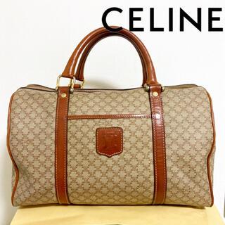 celine - 【希少ヴィンテージ】CELINE セリーヌ ミニボストンバッグ マカダム