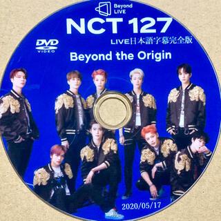 NCT 127 Beyond The Origin 日本語字幕完全版 ☆DVD☆