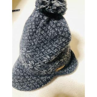 モンベル(mont bell)のmontbell モンベル ニット帽 男女兼用 冬帽子 レディース  メンズ(ニット帽/ビーニー)
