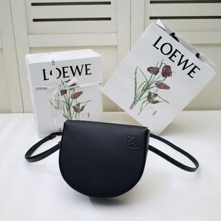 LOEWE - ロエベ アナグラム レザー ミニショルダーバッグ 美品