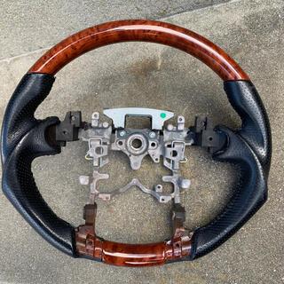 トヨタ - プリウス30系 ガングリップステアリング