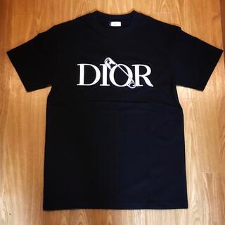 クリスチャンディオール(Christian Dior)のDIOR 黒 AND JUDY BLAME Tシャツ ディオール ブレイム(Tシャツ/カットソー(半袖/袖なし))
