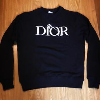 クリスチャンディオール(Christian Dior)のDIOR 黒 AND JUDYBLAME スウェット ディオール ジュディ(スウェット)