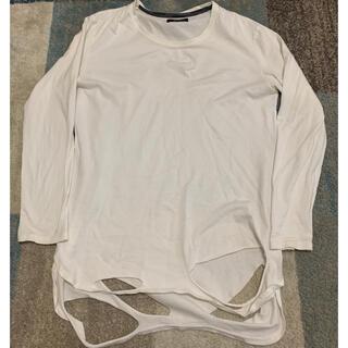 グラム(glamb)のglamb クラッシュロンt(Tシャツ(長袖/七分))