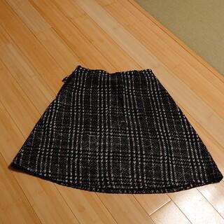 anySiS - anySIS 冬用 チェック スカート