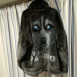 シュプリーム(Supreme)のdublet fur jacket(ブルゾン)
