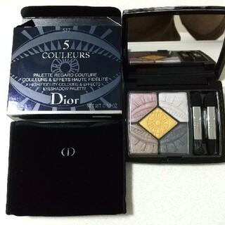 クリスチャンディオール(Christian Dior)のDior サンククルール 517(アイシャドウ)