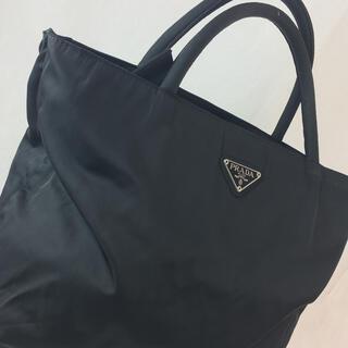 PRADA - 【セール】 プラダ ナイロン ハンドバッグ トートバッグ ブラック