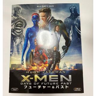 マーベル(MARVEL)のX-MEN:フューチャー&パスト 2枚組ブルーレイ&DVD〔初回生産限定〕 Bl(外国映画)
