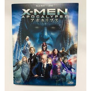 マーベル(MARVEL)のX-MEN:アポカリプス 2枚組ブルーレイ&DVD〔初回生産限定〕 Blu-ra(外国映画)