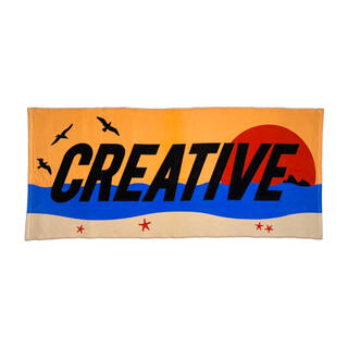 BEAMS - CREATIVE DRUG STORE 今治バスタオル