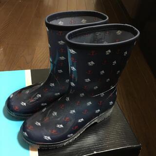 ホーキンス(HAWKINS)のホーキンス レインブーツ 長靴 新品 20(長靴/レインシューズ)