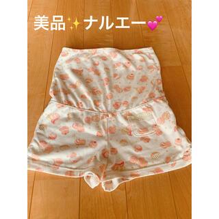 narue - ナルエー narue MoonTan ルームウェア 腹巻き ショート パンツ