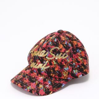 アナスイミニ(ANNA SUI mini)のアナスイミニ  キャップ 新品(帽子)