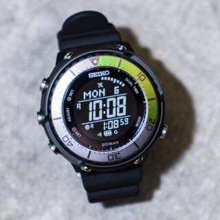 セイコー(SEIKO)のSEIKO Prospex × Fieldmaster LOWERCASE(腕時計(デジタル))