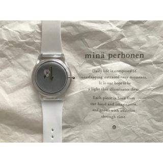 mina perhonen - 【在庫終了】ミナペルホネン 腕時計(W)