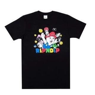 Supreme - (新品未使用タグ付き)RIPNDiptーシャツLサイズユニセックス
