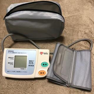 オムロン(OMRON)のオムロン デジタル自動血圧計(体重計/体脂肪計)