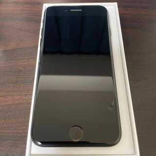 Apple - au iPhone7 128GB ブラック 本体
