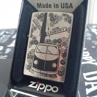 ジッポー(ZIPPO)のzippoジッポ未使用新品ワーゲンバス(タバコグッズ)