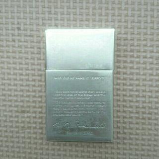 ジッポー(ZIPPO)のZIPPO オリジナル 1932 レプリカ サイン入り(タバコグッズ)