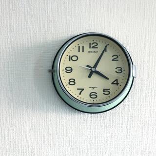 セイコー(SEIKO)のSEIKO セイコー クロック 掛け時計 アナログ 防塵型 (掛時計/柱時計)