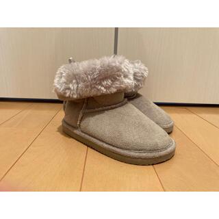 エイチアンドエム(H&M)のH&M キッズファーブーツ 15cm(ブーツ)