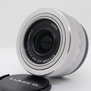 Panasonic - 11/30限定 新品級LUMIX  G VARIO 12-32 パンケーキレンズ