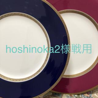ニッコー(NIKKO)のNIKKOボーンチャイナペアディナープレート(食器)