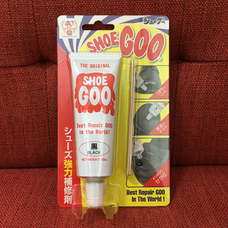 SHOE GOO シューグー ブラック100g(スケートボード)
