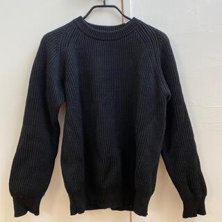 フリークスストア(FREAK'S STORE)のリブクルーネックセーター(ニット/セーター)