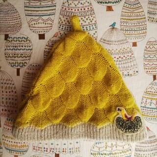 プチジャム(Petit jam)のPetitjam プチジャム ニット帽(帽子)