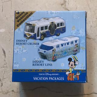 Disney - ディズニー バケパ トミカ