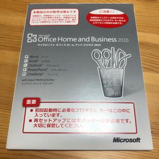 Microsoft - Microsoft Office Home & Business2010OEM版