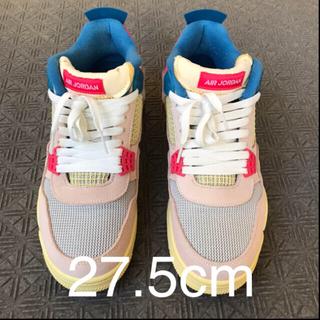 NIKE - Nike Union Jordan4 27.5cm