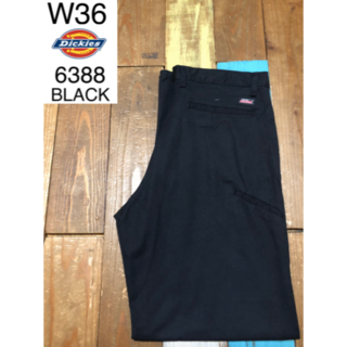 Dickies - 30411  メリカ 輸入 USED ディッキーズ 6388 ブラック W36