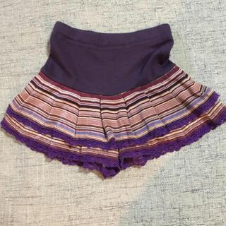 アナスイミニ(ANNA SUI mini)のANNA SUI miniショートパンツ140(パンツ/スパッツ)