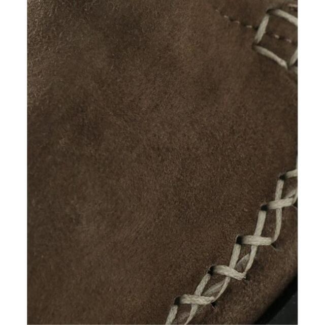 """TOMORROWLAND(トゥモローランド)の【半額セール‼】FERRANTE スエードモカシンスリッポン """"42/27cm"""" メンズの靴/シューズ(スリッポン/モカシン)の商品写真"""