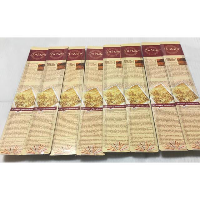 【新品未使用】お買い得!イヤーキャンドル   2本×8セット(16本) コスメ/美容のリラクゼーション(キャンドル)の商品写真
