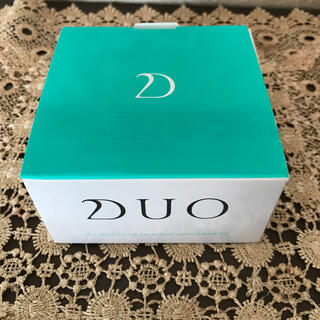 DUO(デュオ)ザ薬用クレンジングバーム・バリア90g