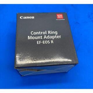Canon - 未使用品Canon 純正 EF-EOS R コントロールリングマウントアダプター