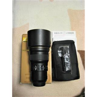 Nikon - AF-S 300mm f/4E PF ED VR 中古