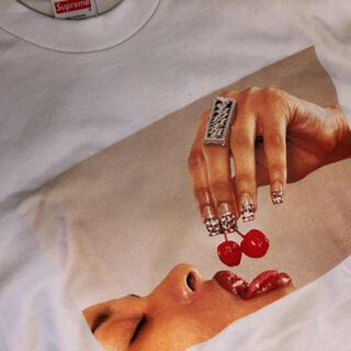 Supreme - supreme cherries tee Sサイズ