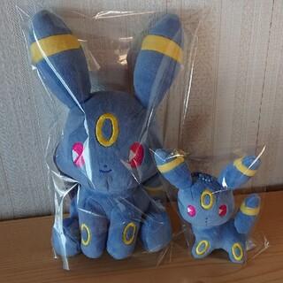 ポケモン - ポケットモンスター*ミックスオレ ぬいぐるみ&キーホルダーマスコッ ・ブラッキー