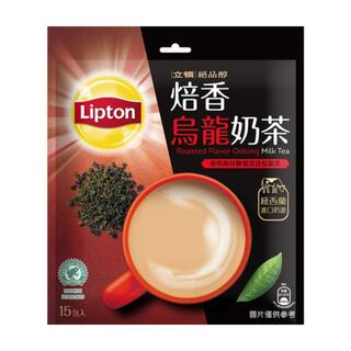 ユニリーバ(Unilever)の台湾 リプトン 焙香烏龍奶茶  ウーロンミルクティー 19g×15袋入り 限定(茶)