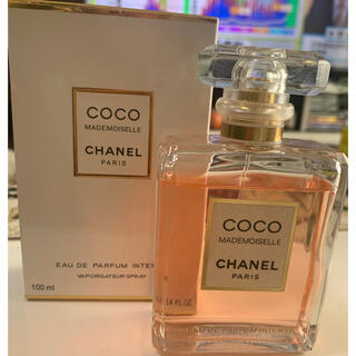 CHANEL - chanel coco mademoiselle intense 100ml