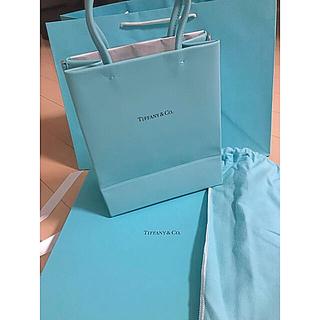 ティファニー(Tiffany & Co.)の正規品 ティファニー スモールショッピングトート バッグ(トートバッグ)