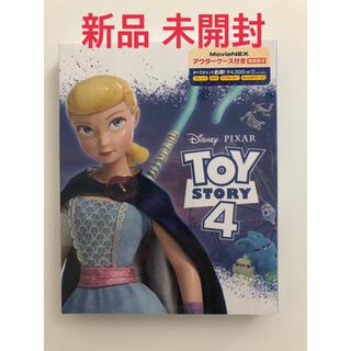 Disney - トイ・ストーリー4 MovieNEX アウターケース付き(期間限定)