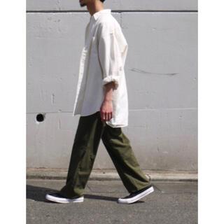 1LDK SELECT - Dessin de Mode - 長袖ビッグワークシャツ デッサンデモード 3