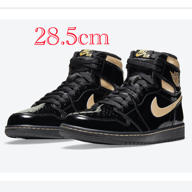 NIKE(ナイキ)のAIR JORDAN 1 RETRO HIGH OG  28.5cm メンズの靴/シューズ(スニーカー)の商品写真
